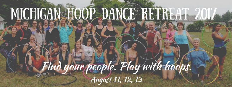 Michigan Hoop Dance Retreat 2017 Workshops