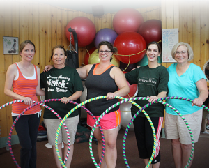 Adult Hula Hoop Class Lansing