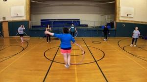 Adult Hoop Dance Class