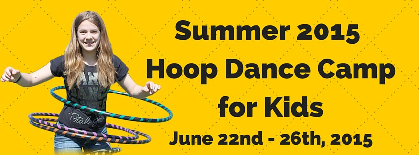 Kids' Summer Hoop Dance Camp 2015