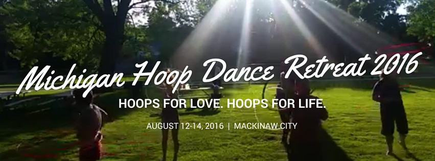 Michigan Hoop Dance Retreat 2016