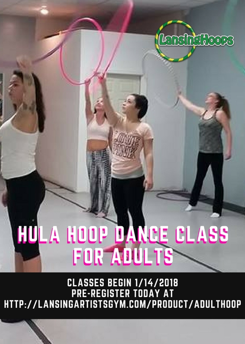 Adult Hoop – 4 Week Session
