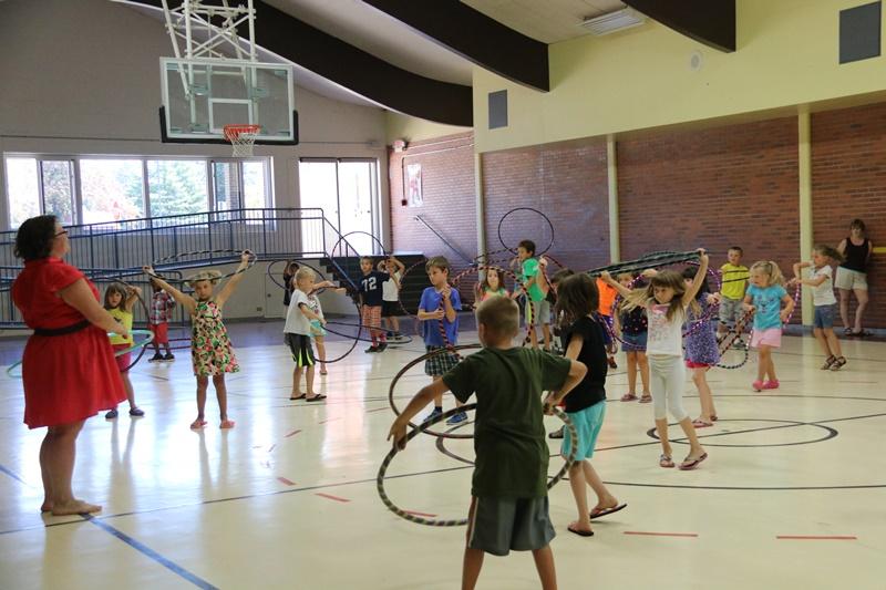 Youth Hoop – 4 Week Session